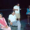 '75-Yvonne, Dan, Genie & M J -the 4th of July