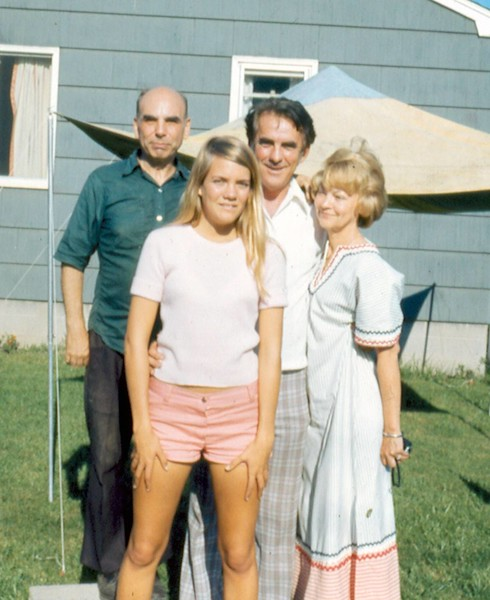 '75-Sal, Janie, Dan & Betty