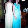 '79-H S  Prom-Claudia & Sue