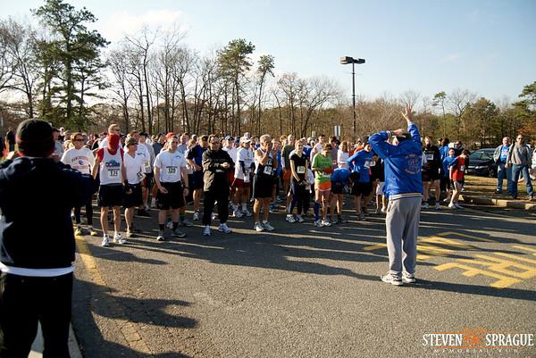 5k Run 2009