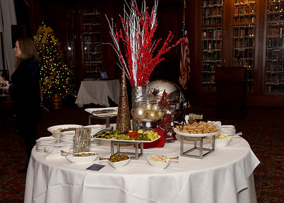 5th Annual Alumnae Christmas Party- December 12, 2017