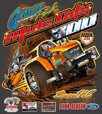 5th Annual Mule City 300 NTPA PULL 6-2-18