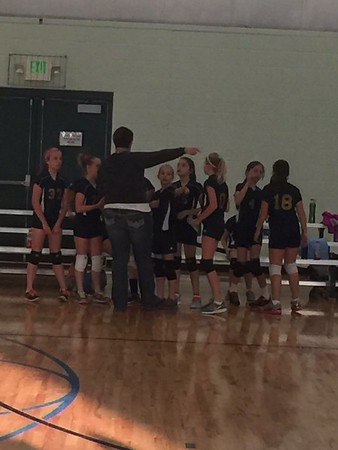 5th grade Girls Volleyball
