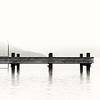 DSC_2510-Lake_Chuzenji_Wood_Dock-BW