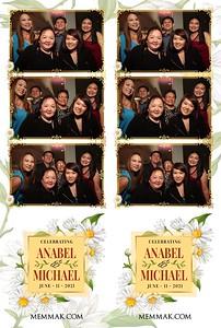 6-11-2021 Anabel & Michael
