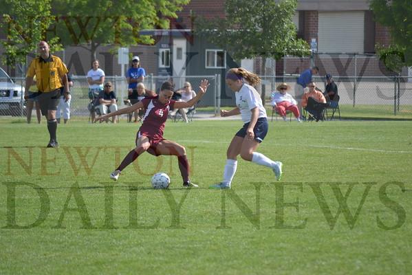 6-2 PCM girls soccer playoffs vs. CR Xavier