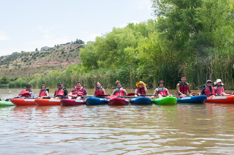 Verde River Institute Float Trip, Tapco to Tuzi, 6/20/17