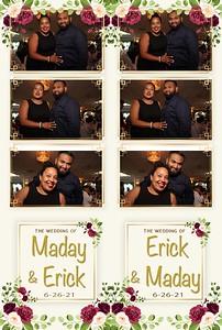 6-26-2021 Maday & Erick