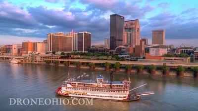 LOUISVILLE KENTUCKY @ SUNSET