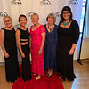 Lovely ladies, from left, Susan Levine of Maynard, Bopha Malone of Bedford, Pam Huntley of Hampton, N.H., and Carolyn Walsh and Alison Burns, both of Lowell