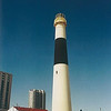 "When the 171-foot tall <a href=""http://www.abseconlighthouse.org"">Absecon Lighthouse<a/> was first lit in 1857, it played a crucial role in guiding ships on the Atlantic seaboard away from potential wrecks. It also became a popular tourist attraction; by the early 1900s the Absecon Lighthouse was the most visited lighthouse in America. Although the lighthouse was decommissioned in the 1930s, it was operated as a historic site until 1993. In 1994, the Inlet Public-Private Association (IPPA) began a campaign to save the lighthouse from further deterioration. In the late 1990s, the IPPA secured two TE awards to begin lighthouse restoration and raised matching funds with contributions from the Casino Reinvestment Development Authority and New Jersey Historic Trust. During the restoration effort, the Lighthouse's lead paint was removed, its masonry was restored and repainted, and historically accurate windows, doors, and lighting were replicated and installed. The Absecon Lighthouse reopened in 1999 as a centerpiece to a city park. The IPPA estimates over 70,000 visitors and students to Absecon Lighthouse each year."