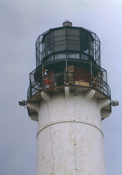 """When the 171-foot tall <a href=""""http://www.abseconlighthouse.org"""">Absecon Lighthouse<a/> was first lit in 1857, it played a crucial role in guiding ships on the Atlantic seaboard away from potential wrecks. It also became a popular tourist attraction; by the early 1900s the Absecon Lighthouse was the most visited lighthouse in America. Although the lighthouse was decommissioned in the 1930s, it was operated as a historic site until 1993. In 1994, the Inlet Public-Private Association (IPPA) began a campaign to save the lighthouse from further deterioration. In the late 1990s, the IPPA secured two TE awards to begin lighthouse restoration and raised matching funds with contributions from the Casino Reinvestment Development Authority and New Jersey Historic Trust. During the restoration effort, the Lighthouse's lead paint was removed, its masonry was restored and repainted, and historically accurate windows, doors, and lighting were replicated and installed. The Absecon Lighthouse reopened in 1999 as a centerpiece to a city park. The IPPA estimates over 70,000 visitors and students to Absecon Lighthouse each year."""