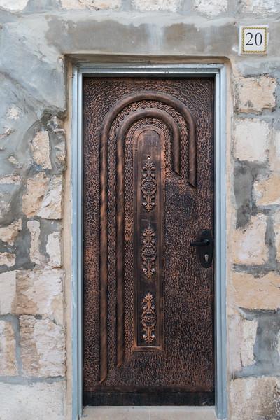 Jerusalem Door 1