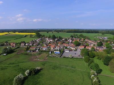 6 Lumley Lane - Aerial