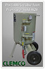 6 cuft Classic Blast Machine with Pressure-hold AQV