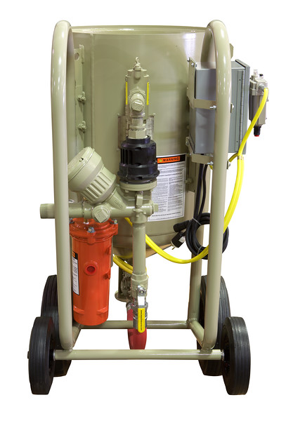 6ft³ Contractor Blast Machine 120 volt CPF