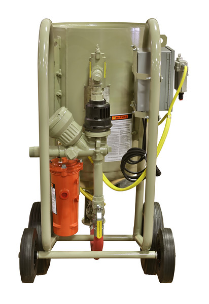 6ft³ Contractor Blast Machine 12 volt CPF