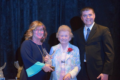 The Mt. Pleasant Area Chamber of Commerce 60th Annual Awards Banquet