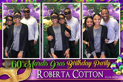 2019.11.23 60th Birthday Party for Roberta Collins