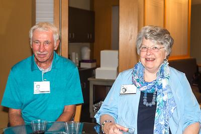 Kenneth Stock, Judy Robertson Hanses