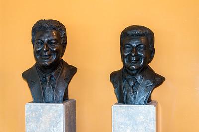 Busts of Bernstein and Rein