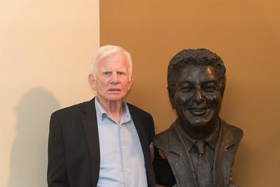 Ken Lambert with Bob Bernstein