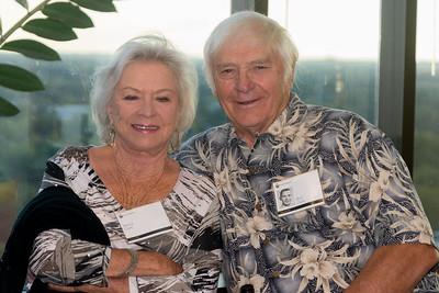 Nancy and Bud Clark