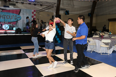 60th Anniversary Sock Hop