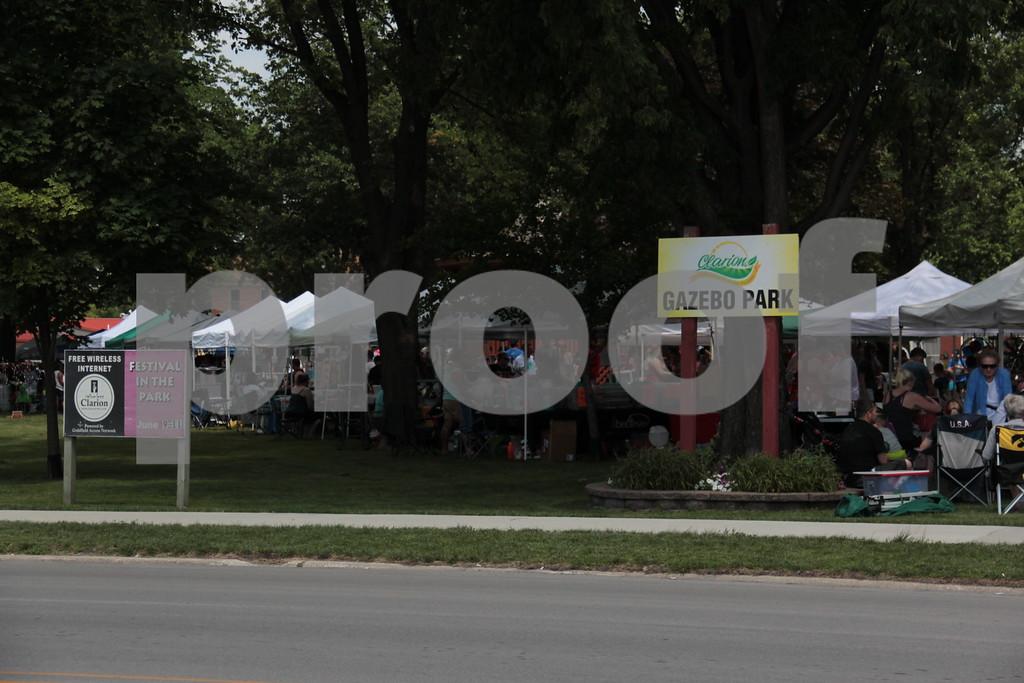 Festival in the Park 2016