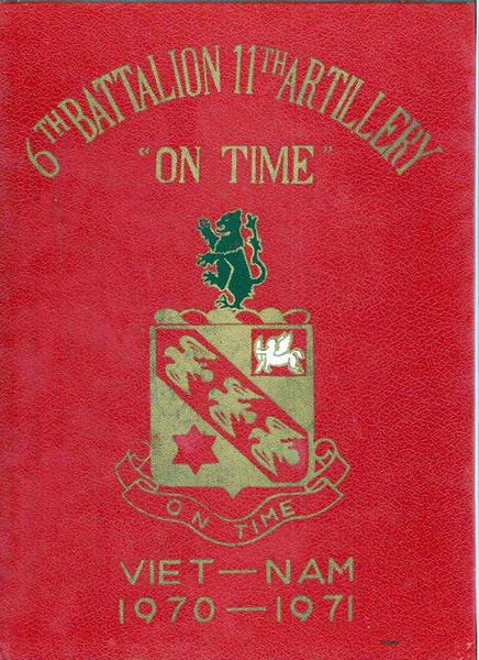 6/11th Artillery Battalion Yearbooks