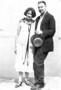 Bertha Knop-Huels & Norman J  Huels Sr