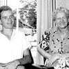 '50's-Dave & Grandma Curan-Mom's Mom