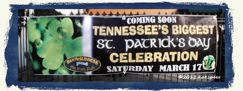 20120317 Dan McGinnis St  Patrick's Day1
