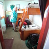 Our room on the Sea Wolf.