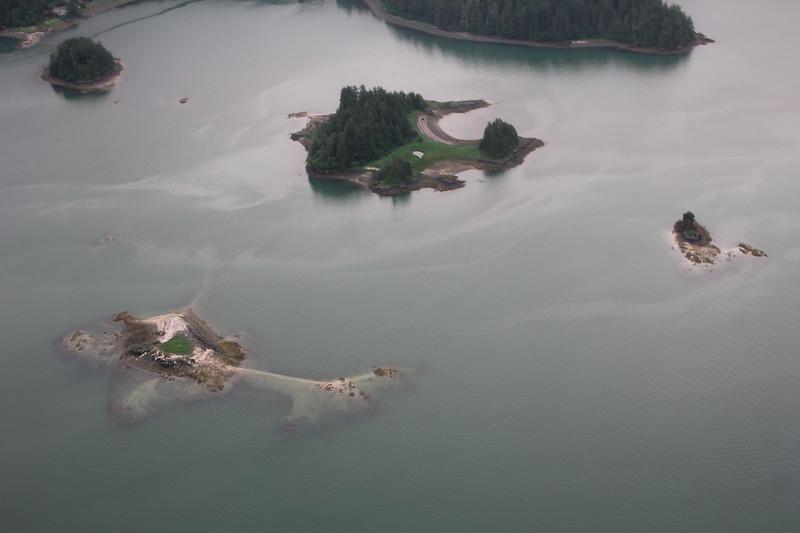landing in Juneau, AK