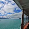 aboard the Sea Wolf in Glacier Bay, AK