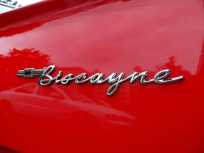 62 Chevrolet 409....Mike Ballou