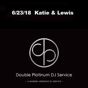 6/23/18   Katie & Lewis