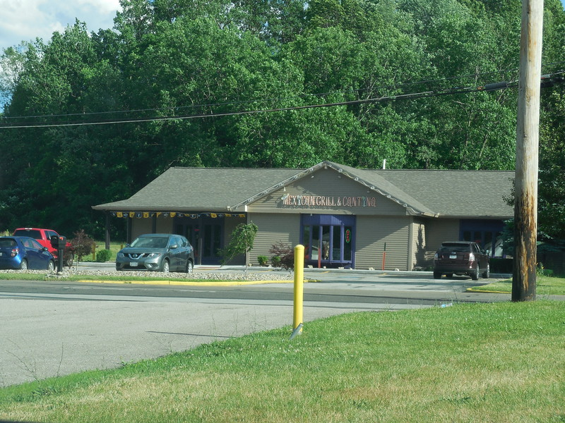Used to be Chicken Manor - a refined eating establishment for fine dining and home to the Annual Apple Hall Banquet