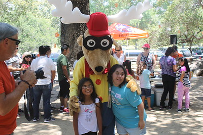 6/26/16 Down Syndrome Assoc. of OC - Orange Elks Picnic
