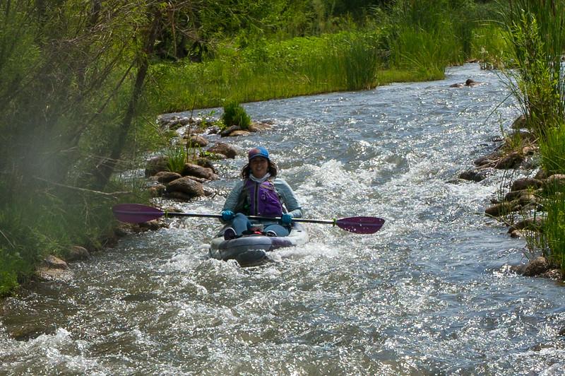 Verde River Institute Float, Tapco to Tuzi, 6/29/19 - 58 CFS