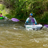 Verde River Institute Float, Tapco to Tuzi, 6/29/19 - 58 CFS