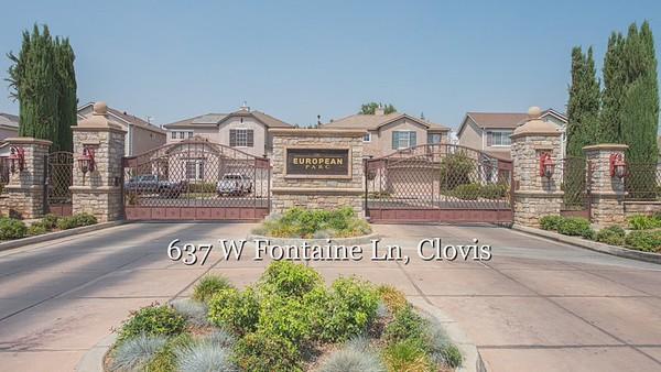 637 W Fontaine Ln, Clovis