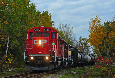 Canadian Pacific #642, St-Edouard Qc