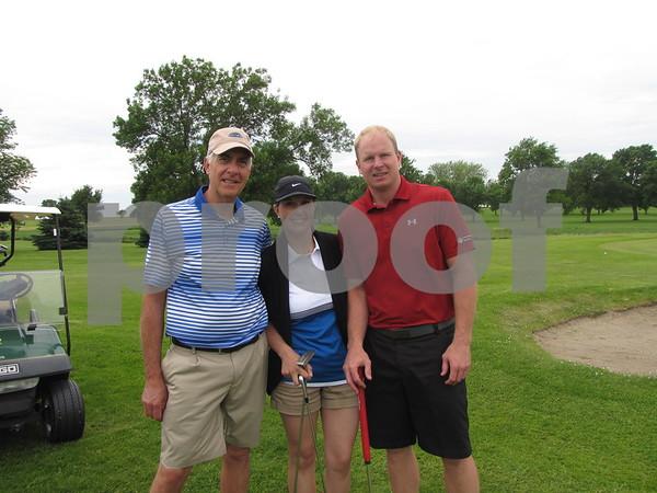 Dean Gleason, Kristi & Josh Rasmusson