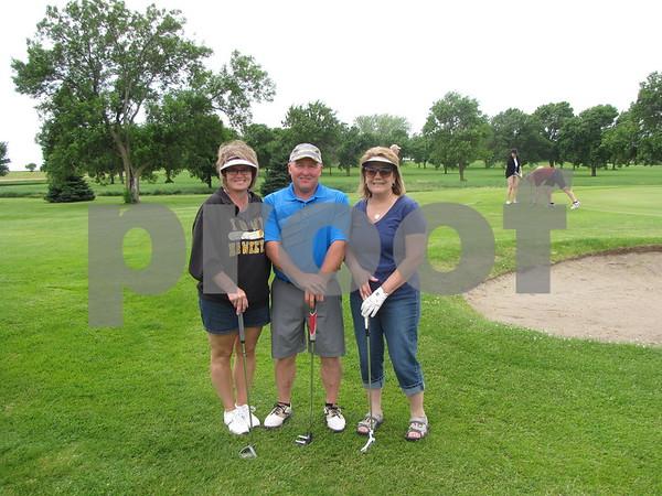Brenda Gleason, Dave & Lynnette Heatherington