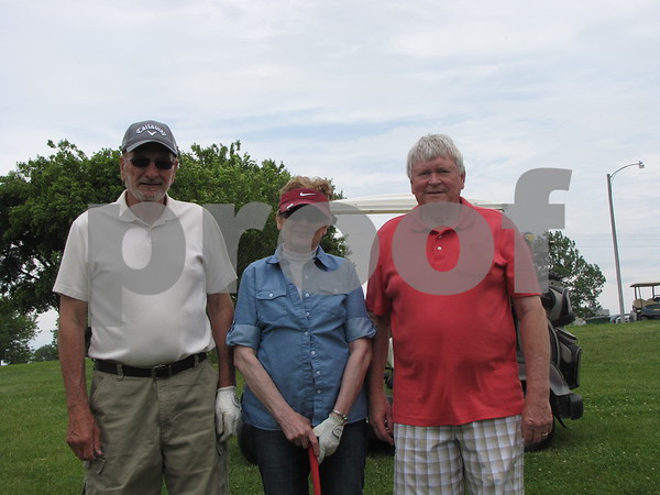 Rich Peterson, Diane & Gary Boerner