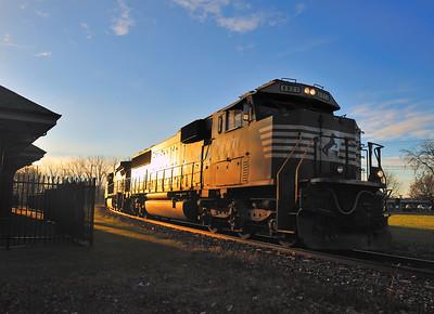 CN 529 St-Jean Qc November 21 2015