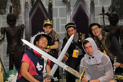 6/8/16 Fountain Valley HS Grad Night - EYE Photo Booth Throne Room Individual Pictures