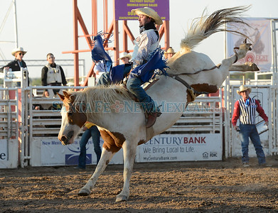Second day of the 68th Rodeo de Santa Fe Thursday, June 22, 2017 and will run thru Saturday, June 24, 2017. Clyde Mueller/The New Mexican
